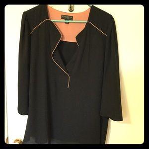 Forever 21 3/4 sleeve blouse